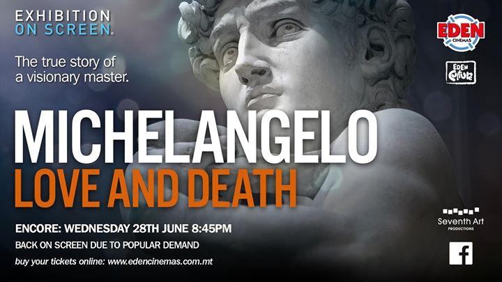 Michelangelo love and death (encore)