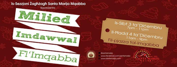 Milied Imdawwal Fl' Imqabba