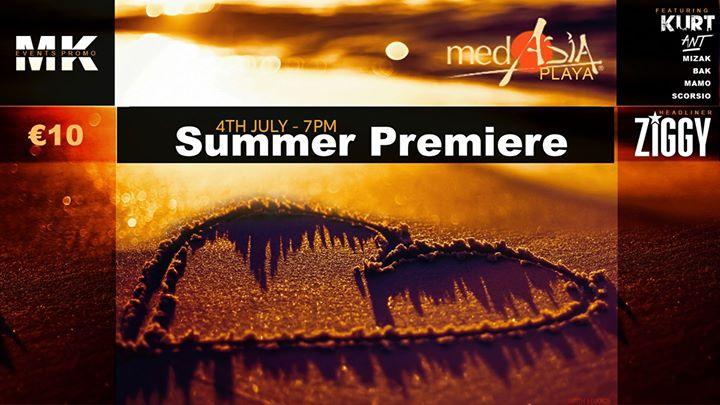 MK Promo - Summer Premiere