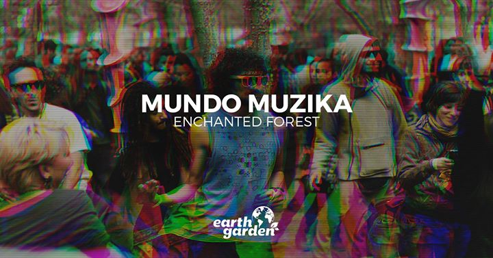Mundo Muzika at Earth Garden 2017