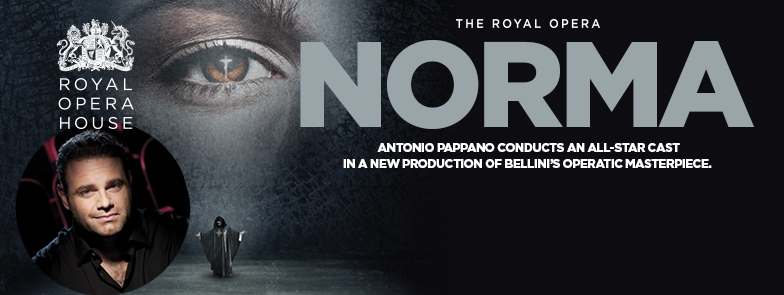 Norma - Live from The Royal Opera House featuring Joseph Calleja