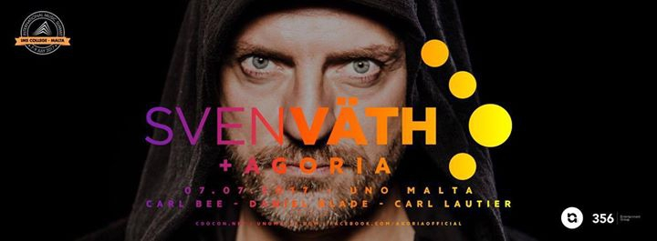 Official IMS Opening Party with Sven Väth + Agoria