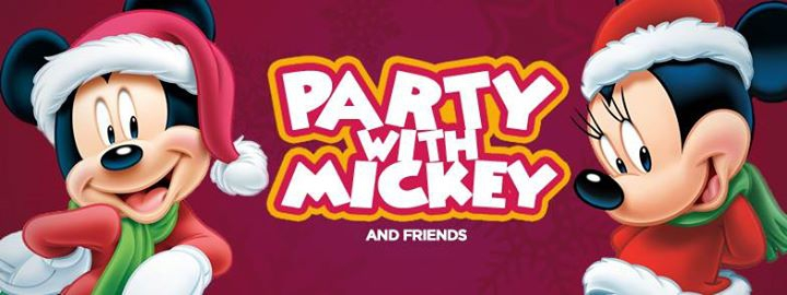Party with Mickey & Friends