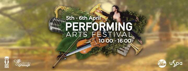 Performing Arts Festival 2017