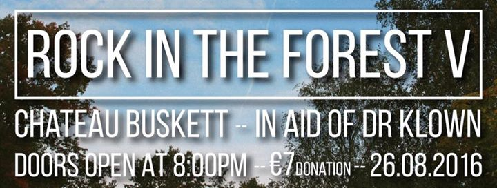 Rock in The Forest V 2016