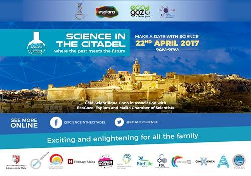 Science in the Citadel (Gozo)