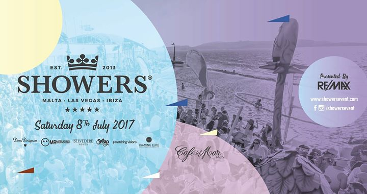 Showers: Malta 2017 - Presented by Remax