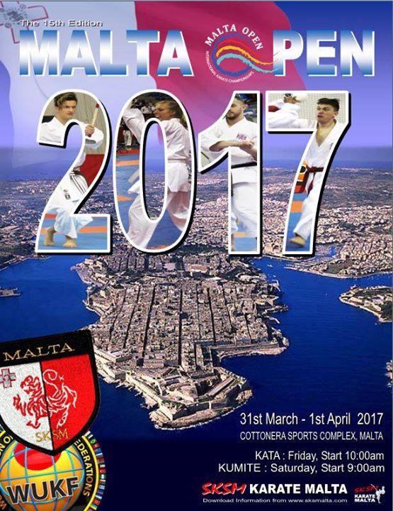 SKSM - Malta Open 2017