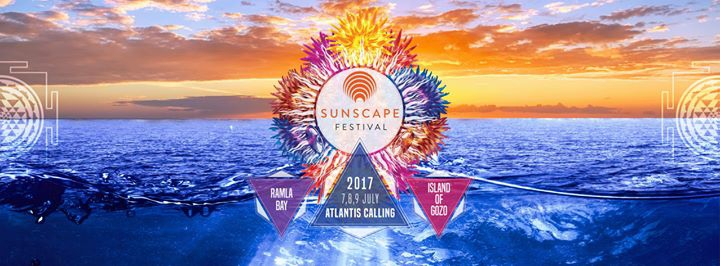 Sunscape Festival 2017 - Atlantis Calling