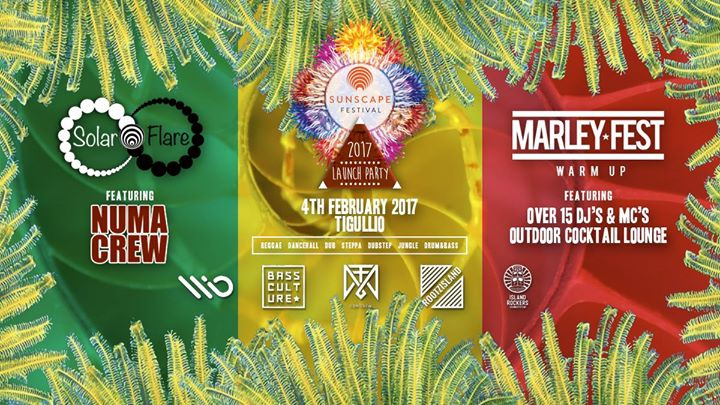 Sunscape Festival 2017 Launch Party feat NUMA CREW (IT)