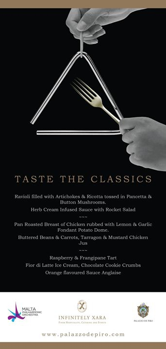 Taste the Classics