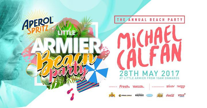 The Armier Beach Party '17 - 28.05.17