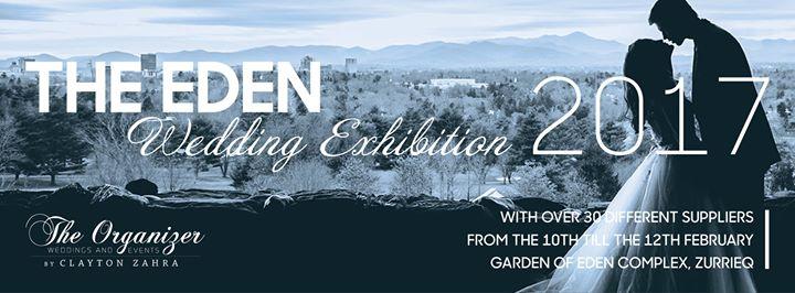 The Eden Wedding Exhibition 2017
