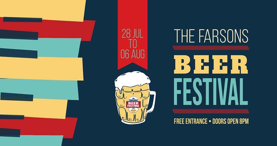 The Farsons Beer Festival 2017