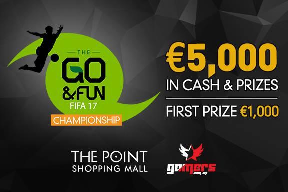 The GO&FUN FIFA 17 Championship - Qualifier 1