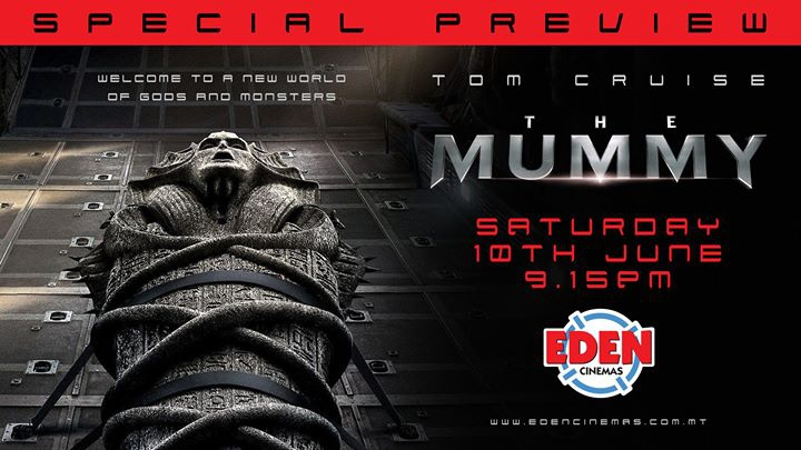 The Mummy Exclusive Preview