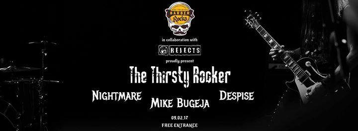 The Thirsty Rocker