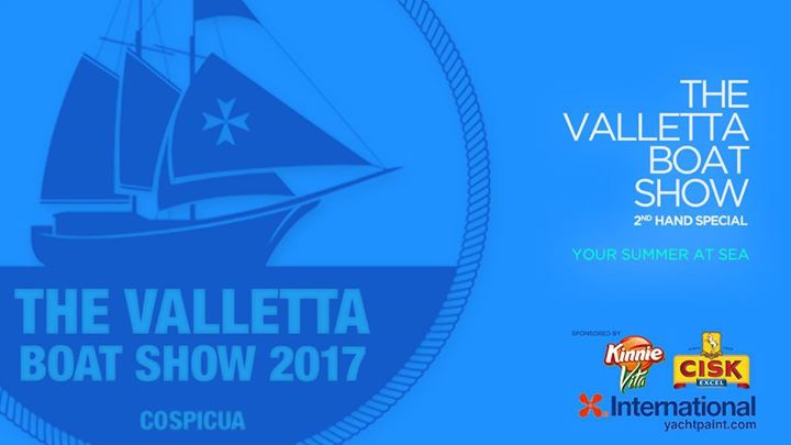 The Valletta Boat Show - 2nd Hand Special