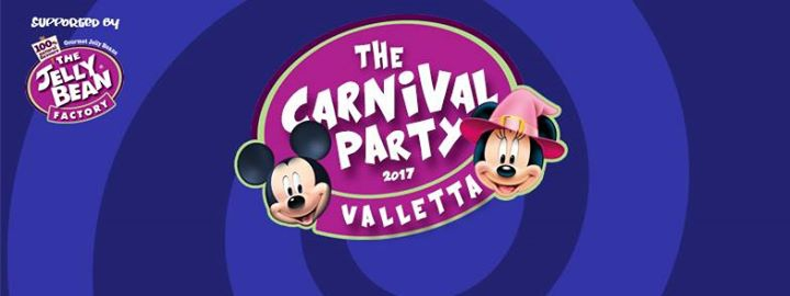 The Valletta Carnival Party