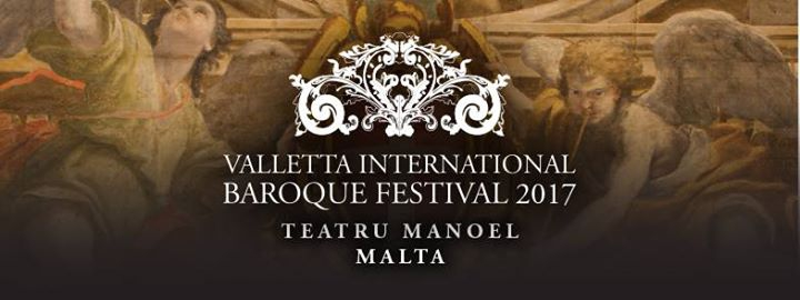 Valletta International Baroque Festival 2017