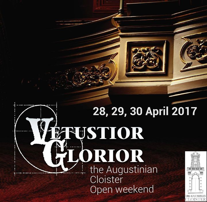 Vetustior Glorior - the Augustinian Cloister open weekend
