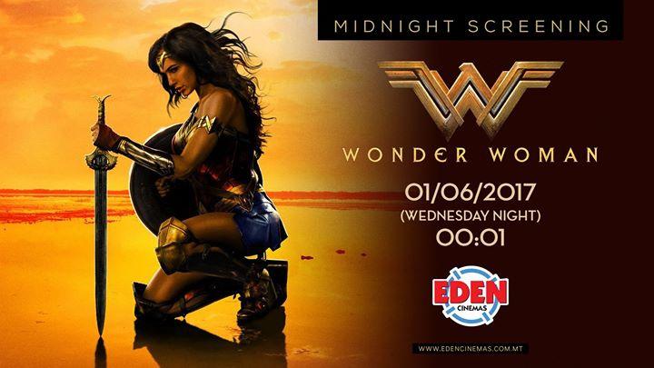 Wonder Woman-Midnight Screening