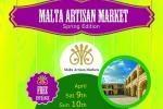 Malta Artisan SPRING Market