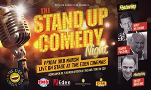 16th Stand Up Comedy Night