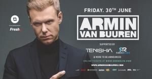 Armin Van Buuren at UNO - 30.06.17