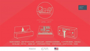 Circuits – An Electronic Music Conference