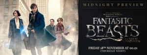 Fantastic Beasts and Where to Find Them - Midnight Preview