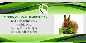 International Rabbit Day 2016