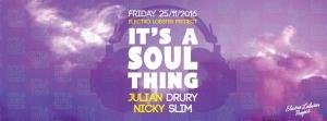 It's A Soul Thing - week 4