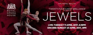 Jewels Live from the Royal Opera House