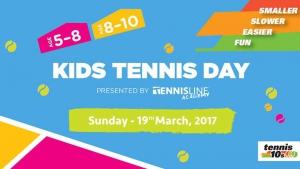 Kids Tennis Day (Winter 2017)