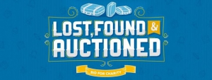 Lost, Found & Auctioned