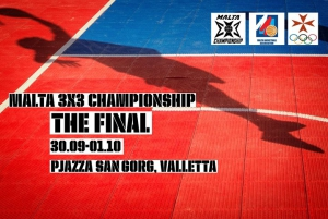 Malta 3X3 Championship Tour FINAL