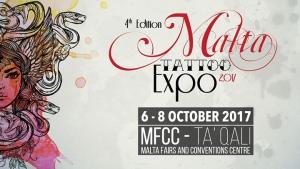 Malta Tattoo Expo 2017