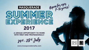 Masquerade Summer Experience 2017