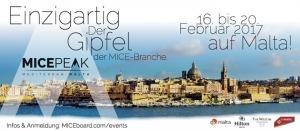 MICE PEAK Mediterran Malta