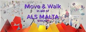 Move & Walk in Aid of ALS Malta