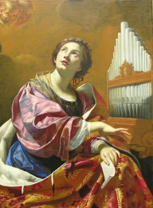 Musick Feast on St Cecilia's Day