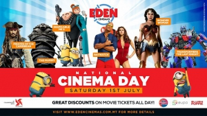 National Cinema Day at Eden Cinemas
