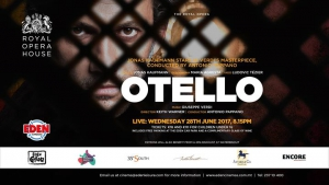 Otello-Live from The Royal Opera House