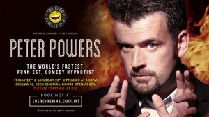 Peter Powers-Live on Stage