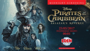 Pirates Of The Caribbean: Salazar's Revenge -Midnight Screening