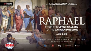 Raphael – the Lord of the Arts in 3D