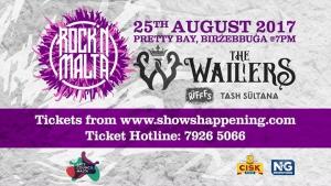 Rock 'N Malta present: The Wailers