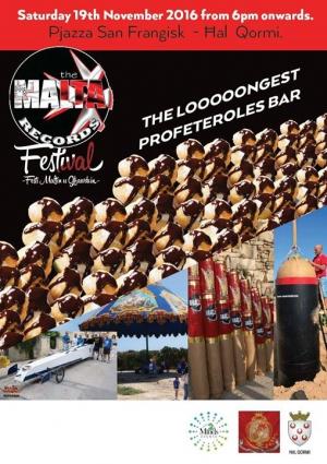 The Malta Records Festival 2016
