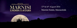 The Marsovin Grape Harvest Feast 2016: Marnisi Under the Stars